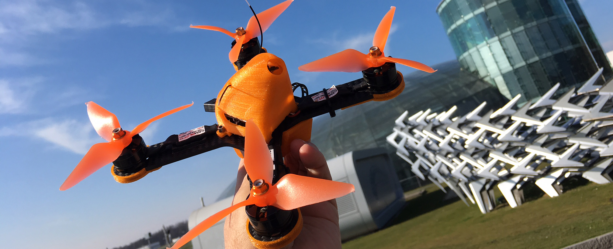 FPV RACING - drone racing